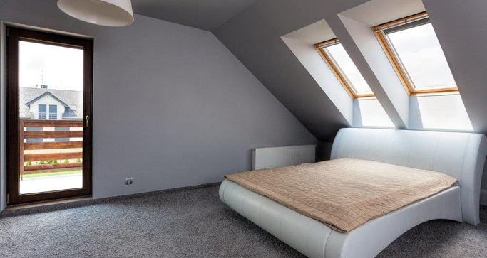 recent project we carried out for loft conversions in newcastle