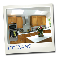 kitchen designed and fitted by our kitchen fitter in newcastle