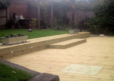 garden decking newcastle gallery image 1