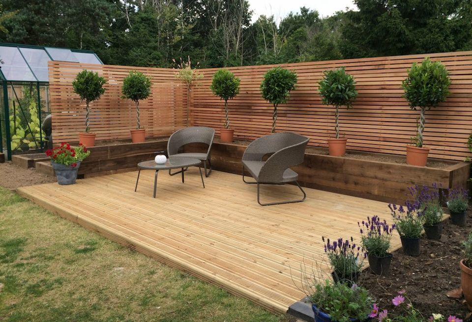 garden decking newcastle gallery image 2